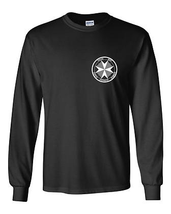 SERT Basic Long Sleeve T-Shirt - Black