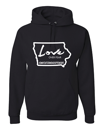 Love Foster/Adopt - Youth Hoodie
