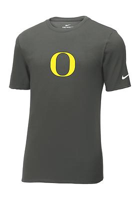 "Outlaw Grey ""O"" Nike Core Cotton Tee"