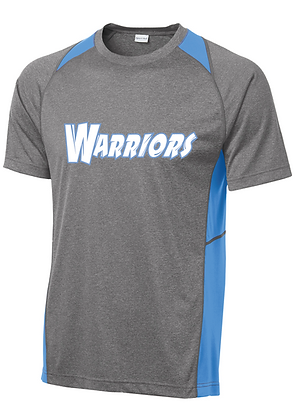 Warriors Basketball Performance Contender Tee