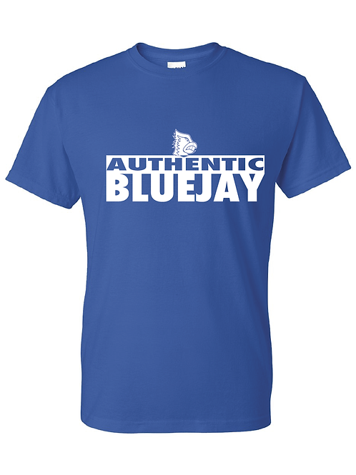 Authentic Bluejay Shirt