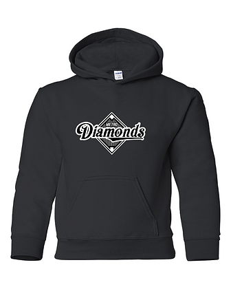 Metro Diamonds Youth Basic Hoodie