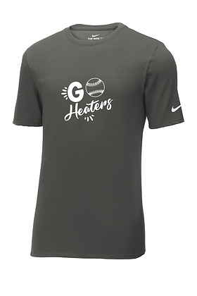 VM Heaters NIKE Tee - Go Heaters Logo