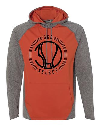 360 Select Zeal Hooded Pullover Sweatshirt