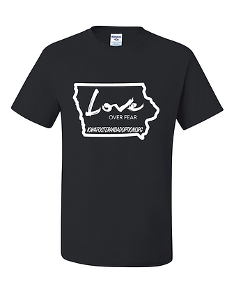 Love Foster/Adopt - Youth Tee