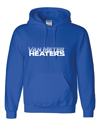 VM Heaters Hoodie - Fade Logo