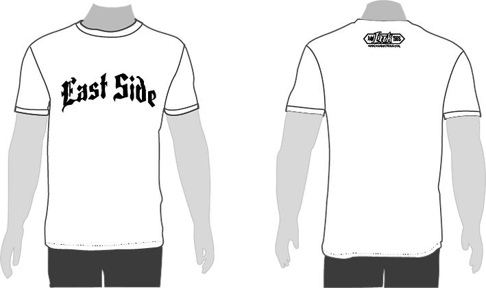"East Side Fair Shirt ""EAST SIDE"""