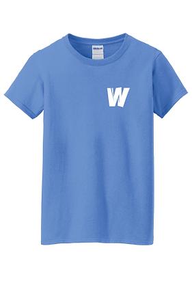 """Women's Tee """"W Logo"""""""