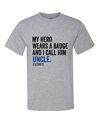 "My Hero ""Uncle"""
