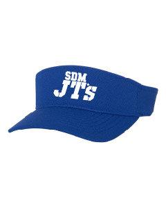 SDM JT's Visor - Royal Blue