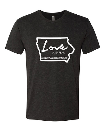 Love Foster/Adopt - Youth Triblend Tee