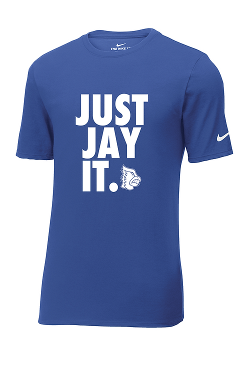 Nike Dri-FIT Cotton/Poly Tee - Just Jay It