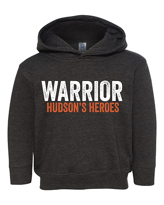 HUDSON'S HEROES TODDLER HOODIE