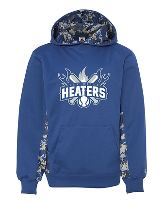 VM Heaters Youth Performance Hoodie