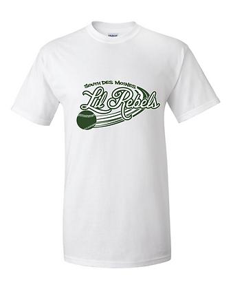 Lil Rebels T-Shirt-White