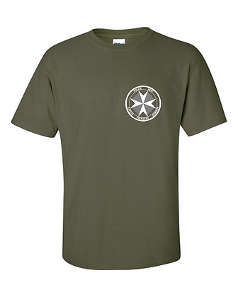 SERT Basic T-Shirt - Military Green