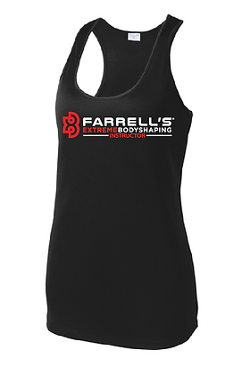 Farrell's Women's Performance Tank - INSTRUCTOR