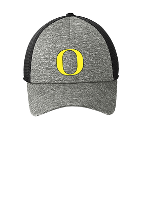 Iowa Outlaws Grey - Fitted Cap -