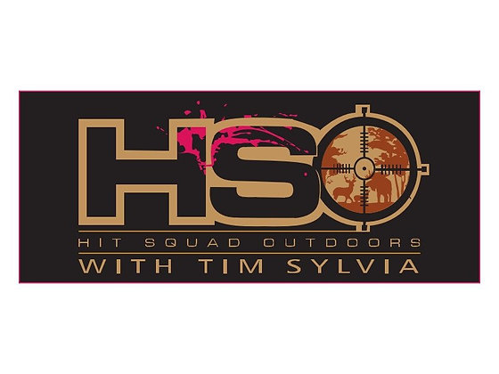 Hit Squad Outdoors Decals