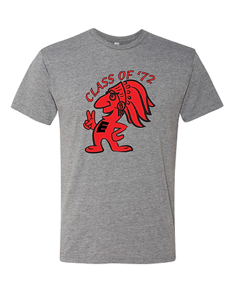Scarlets Class of '72 T-Shirt