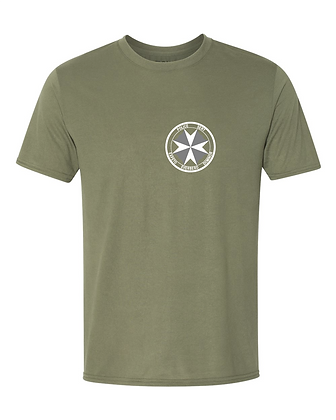SERT Performance T-Shirt - Military Green