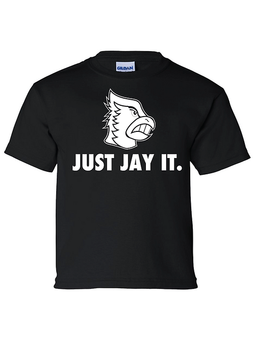 Youth Just Jay It - Black