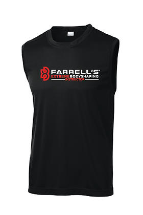 Farrell's Men's Performance Muscle Tank -INSTRUCTOR