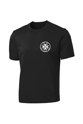 SERT Dry-Fit Performance T-Shirt - Black