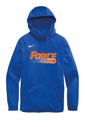 Force Softball Nike Performance Hoodie (Full Logo)
