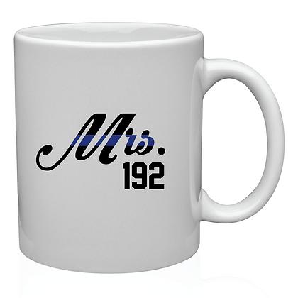 Custom Mrs. Coffee Cup
