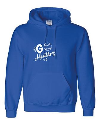 VM Heaters Hoodie - Go Heaters Logo