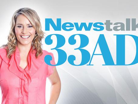 We're bringing back Newstalk 33AD