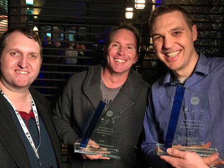 CBA just won 'most engaging radio' award at CMAA in Australia