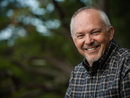 William Paul Young, author of The Shack, on why Christmas matters