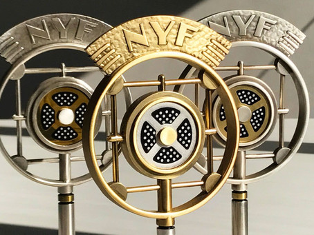 1 Gold and 2 Silver at New York Festivals
