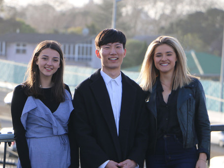 Scholarships awarded to young Christians studying to impact our media for good