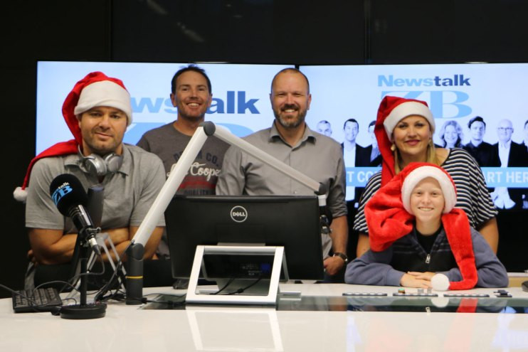 The Crazy Kiwi Christmas Kids Show on Newstalk ZB