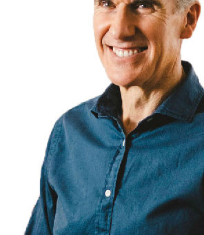 Nicky Gumbel shares his heart at Christmas