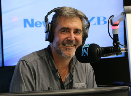 Peter Wolfkamp discussed his Catholic faith on air