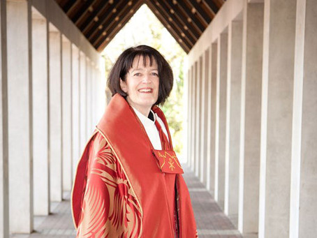 We talked with the Very Rev Jo Kelly-Moore on Newstalk ZB
