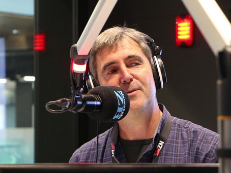 Stu Thompson from ICONZ discusses faith and formation on Newstalk ZB