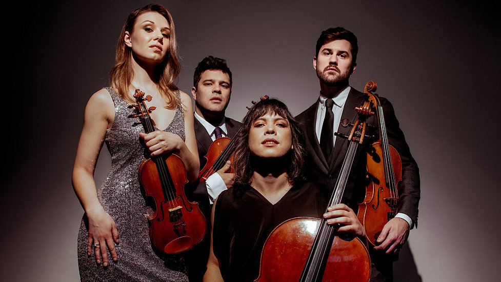 Open House:  Attacca Quartet