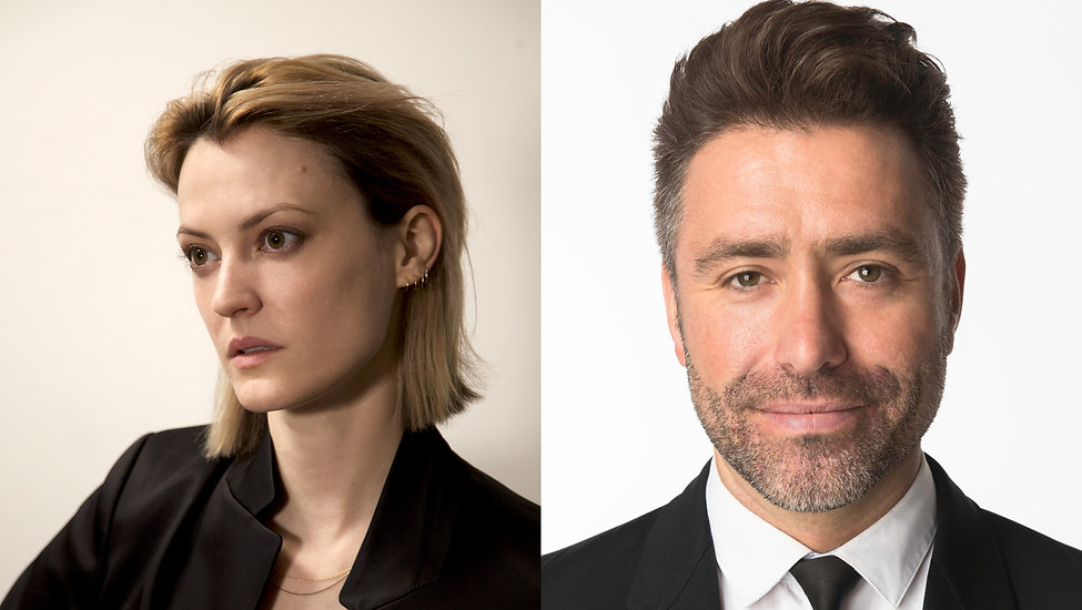 Open House: Laine Rettmer and  Jacomo Bairos
