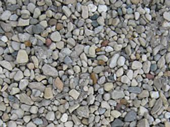 """3/4"""" Washed Stone"""