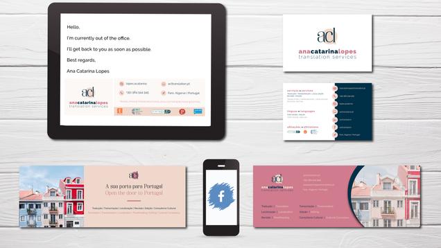 Ana Catarina Lopes - Translation Services