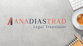 AnaDiasTrad | Legal Translator