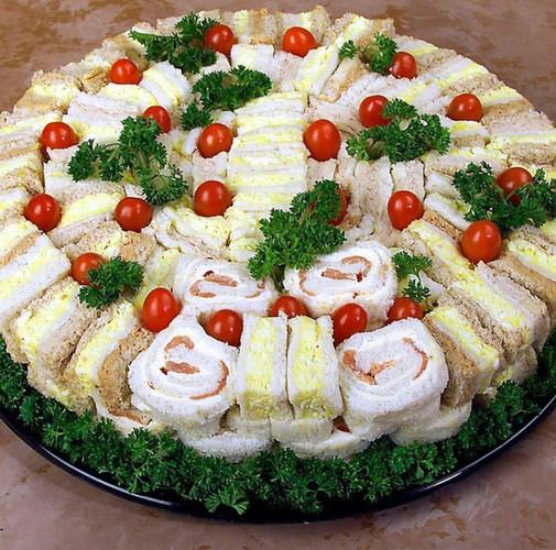 PARTY SANDWICH PLATTER
