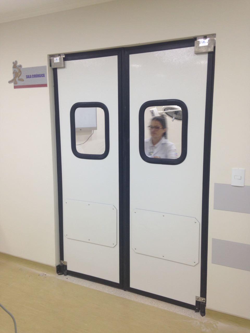 Porta de ABS Imperial Portas