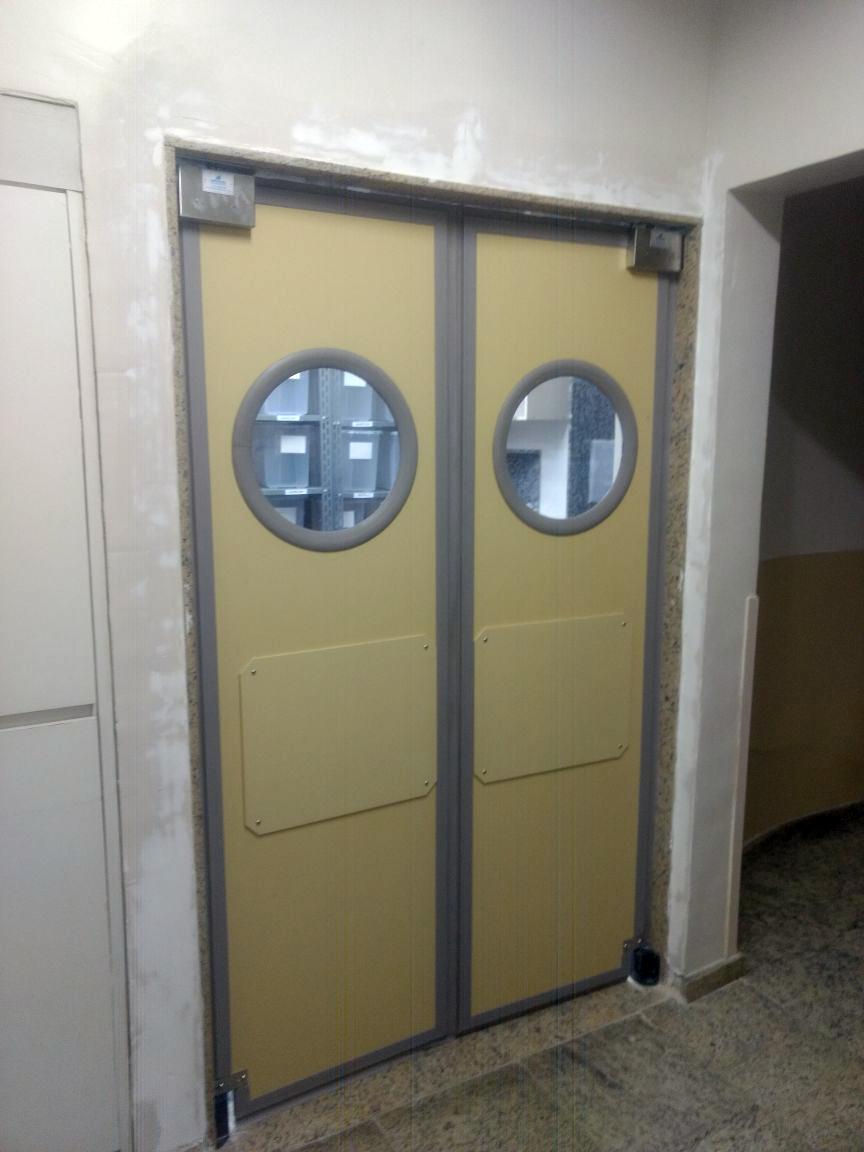 Porta de ABS da Imperial Portas