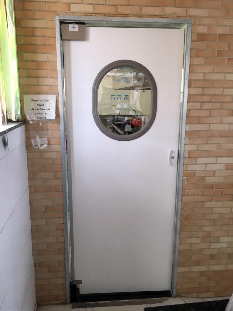 Porta de ABS Rígida Imperial Portas